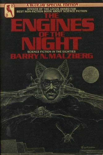 9780312941413: The Engines of the Night: Science Fiction in the Eighties