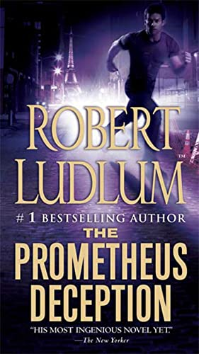 9780312943363: The Prometheus Deception: A Novel