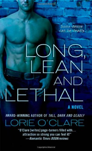 Long, Lean and Lethal (0312943431) by O'Clare, Lorie