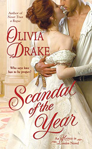 9780312943479: Scandal of the Year (Heiress in London)