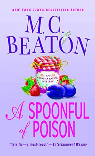 9780312943509: A Spoonful of Poison (Agatha Raisin Mysteries, No 19)