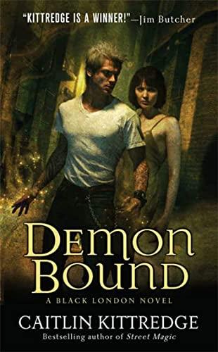 9780312943639: Demon Bound (Black London)