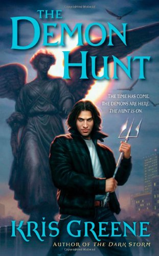 9780312944230: The Demon Hunt: A Dark Storm Novel