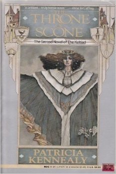 The Throne of Scone: Second Book of the Keltiad (0312944241) by Patricia Kennealy (Morrison)