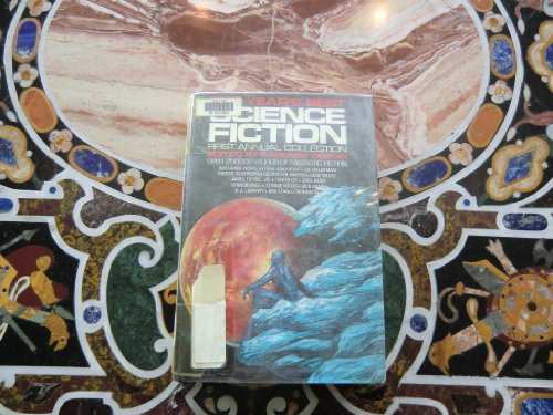 9780312944827: The Year's Best Science Fiction: First Annual Collection