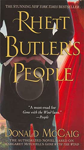 Rhett Butler's People (0312945787) by Donald McCaig