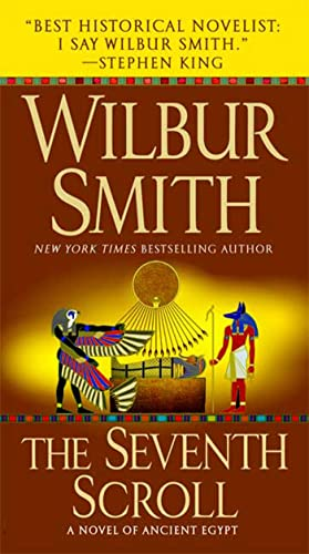 9780312945985: The Seventh Scroll (A Novel of Ancient Egypt)