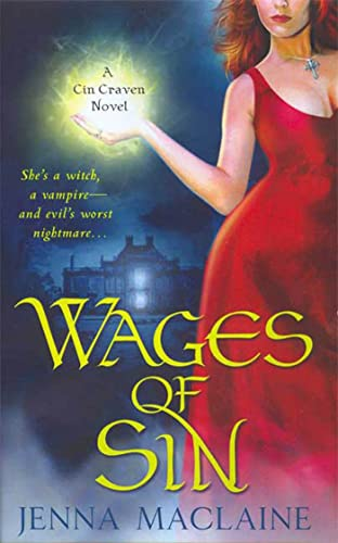 9780312946166: Wages of Sin (Cin Craven, Book 1)