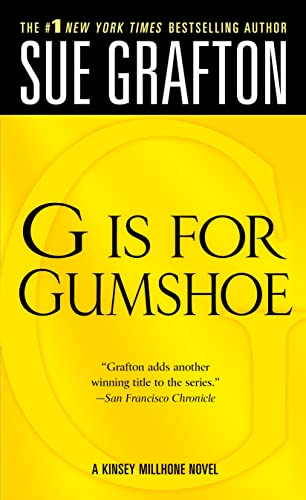 9780312946203: G Is for Gumshoe