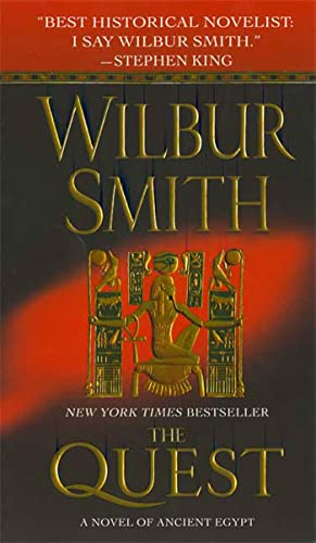 9780312947491: The Quest: A Novel of Ancient Egypt (Novels of Ancient Egypt)