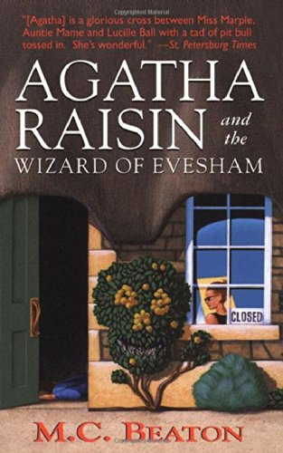 9780312948108: Agatha Raisin and the Wizard of Evesham (Agatha Raisin Mysteries, No. 8)