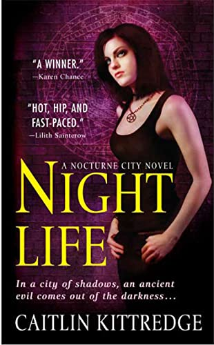 9780312948290: Night Life (Nocturne City, Book 1)