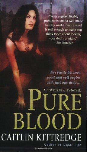 9780312948306: Pure Blood (Nocturne City, Book 2)