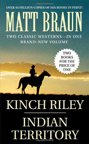 9780312948535: Kinch Riley / Indian Territory