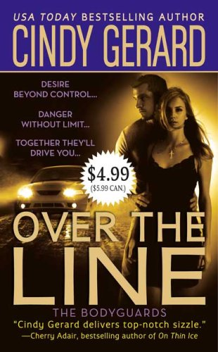 9780312948597: Over the Line (The Bodyguards)