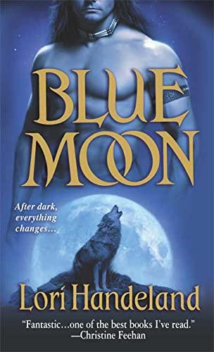 9780312949396: Blue Moon (Nightcreature, Book 1)