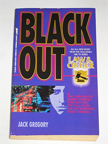 9780312950095: Black Out (Law & Order)