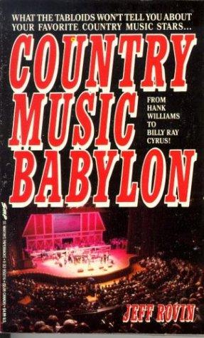 9780312950279: Country Music Babylon