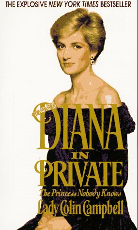 9780312950514: Diana in Private: The Princess Nobody Knows