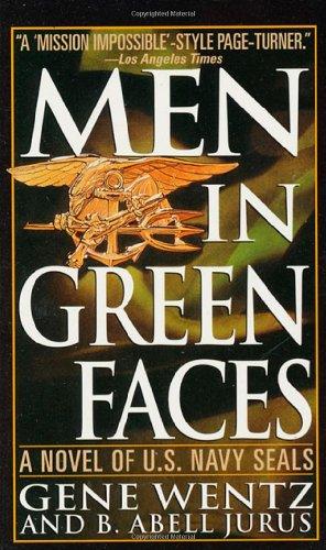 Men in Green Faces: Wentz, Gene, Jurus, B. Abell