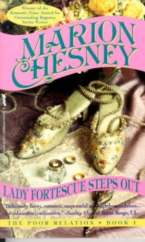 Lady Fortescue Steps Out (The Poor Relation): Chesney, Marion