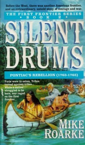 9780312952242: Silent Drums (First Frontier Series)