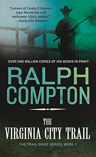9780312953065: The Virginia City Trail: The Trail Drive, Book 7
