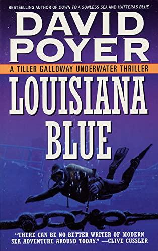 9780312954222: Louisiana Blue