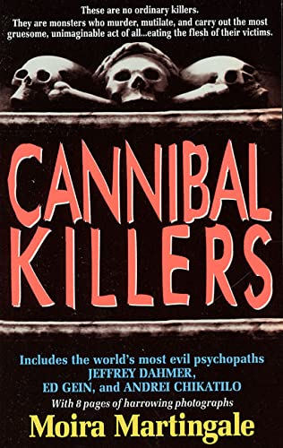 9780312956042: Cannibal Killers