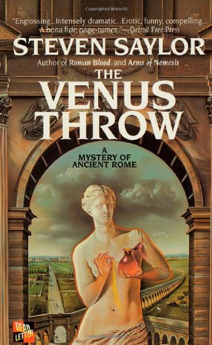 9780312957780: The Venus Throw: A Mystery of Ancient Rome (Novels of Ancient Rome)