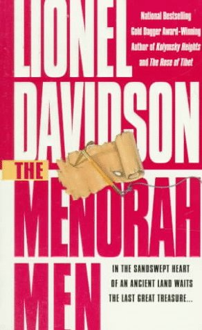 9780312958152: The Menorah Men