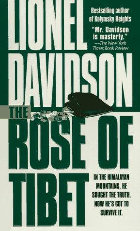 9780312958336: The Rose of Tibet