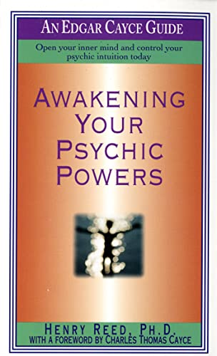 9780312958688: Awakening Your Psychic Powers (Edgar Cayce Guides)