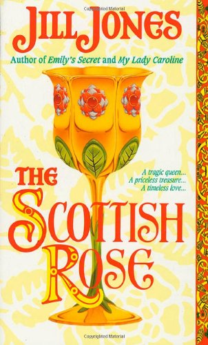 The Scottish Rose: Jill Jones