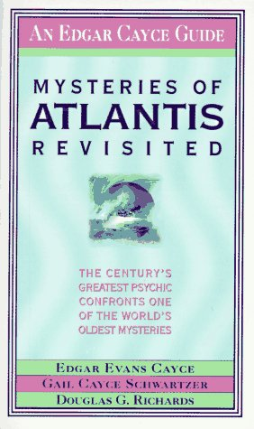9780312961534: Mysteries of Atlantis Revisited: The Century's Greatest Psychic Confronts One of the World's Oldest Mysteries (Edgar Cayce)
