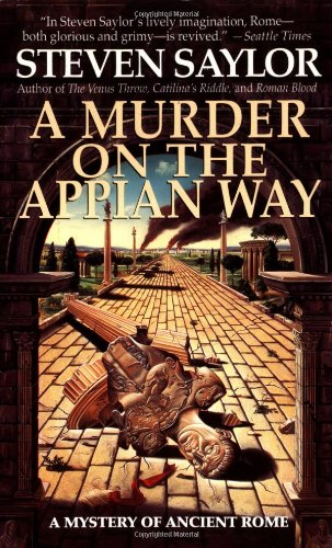 9780312961732: A Murder on the Appian Way: A Novel of Ancient Rome (Dead Letter Mysteries)