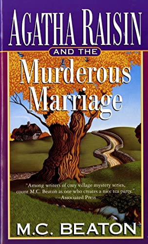 9780312961862: Agatha Raisin and the Murderous Marriage (Agatha Raisin Mysteries, No. 5)