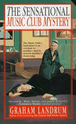 The Sensational Music Club Mystery (Vol. 1): Landrum, Graham Gordon