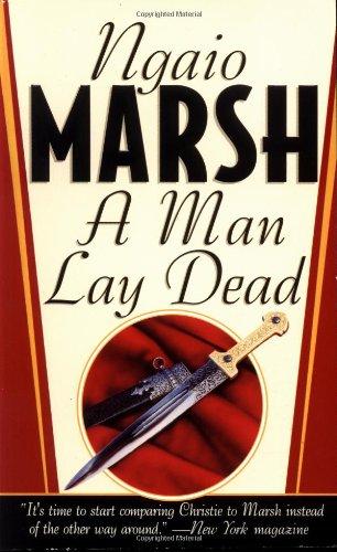 9780312963583: A Man Lay Dead (Dead Letter Mysteries)