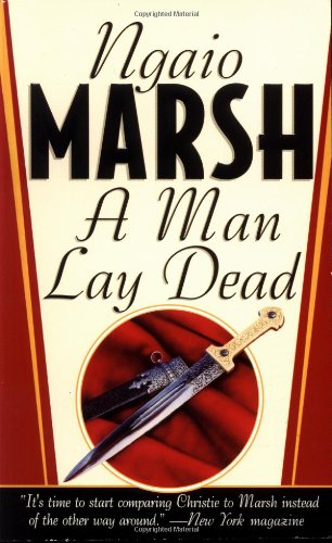9780312963583: A Man Lay Dead (Dead Letter Mysteries)