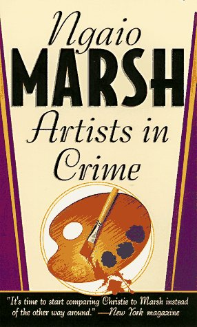 Artists in Crime (A Roderick Alleyn Mystery): Ngaio Marsh