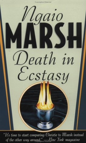 9780312963606: Death in Ecstasy (Dead Letter Mysteries)