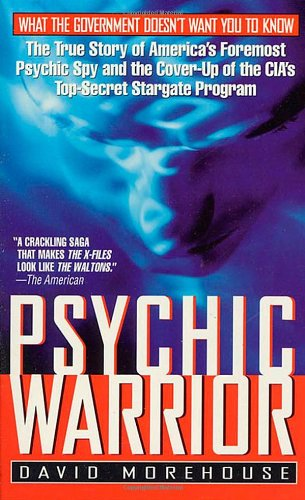 9780312964139: Psychic Warrior: The True Story of America's Foremost Psychic Spy and the Cover-Up of the CIA's Top-Secret Stargate Program