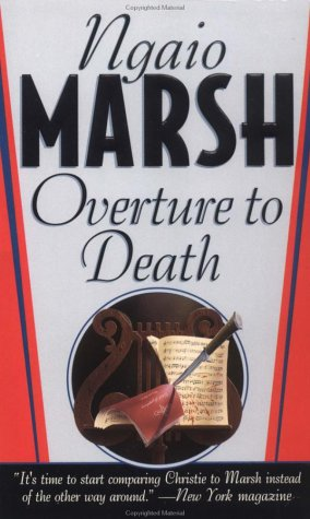 9780312964252: Overture To Death (Dead Letter Mysteries)