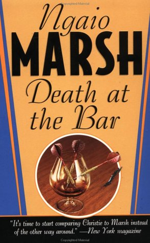 9780312964269: Death at the Bar (Dead Letter Mysteries)