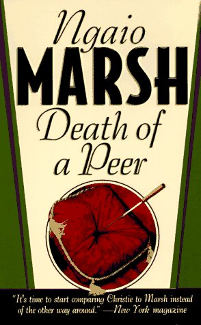 9780312964276: Death of a Peer (Dead Letter Mysteries)
