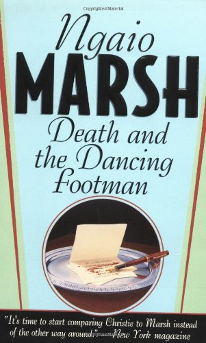 9780312964283: Death and the Dancing Footman (Dead Letter Mysteries)