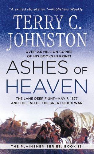 9780312965112: Ashes of Heaven (The Plainsmen Series)