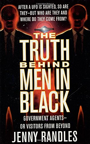 The Truth Behind Men in Black: Government: Jenny Randles