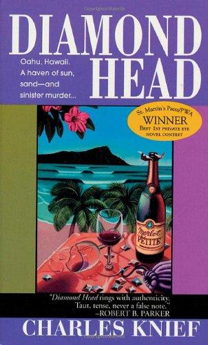 9780312965471: Diamond Head (John Caine Mysteries)